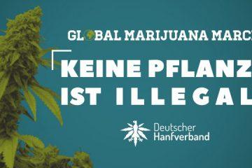 Global Marijuana March Hamburg (Umsonst & Draußen)